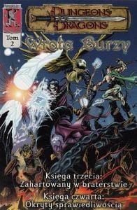 Wrota Burzy Tom 2 Dungeons & Dragons