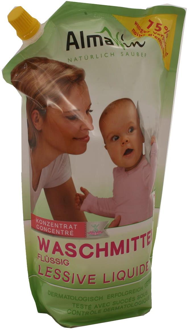 Płyn do prania ubrań dziecięcych ECO - AlmaWin - 1500ml