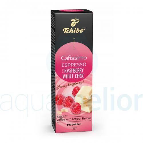 Tchibo Cafissimo Espresso White Choc & Raspberry biała czekolada i malina 10 kapsułek