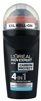 LOréal Paris Men Expert Carbon Protect antyperspirant roll-on 50 ml