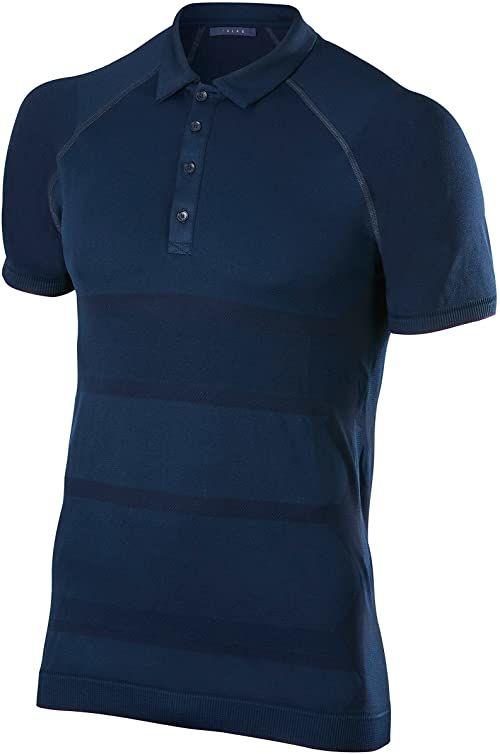 FALKE Męska koszulka polo Basic Golf Polo biały biały XL