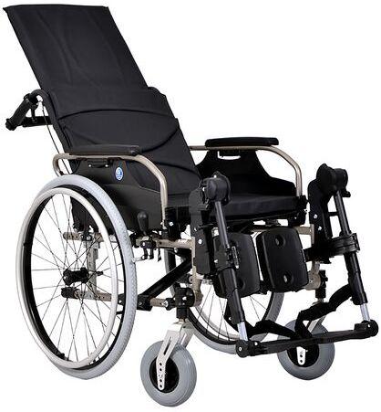 Wózek inwalidzki specjalny V300 30  Vermeiren - z odchylanym oparciem do 30