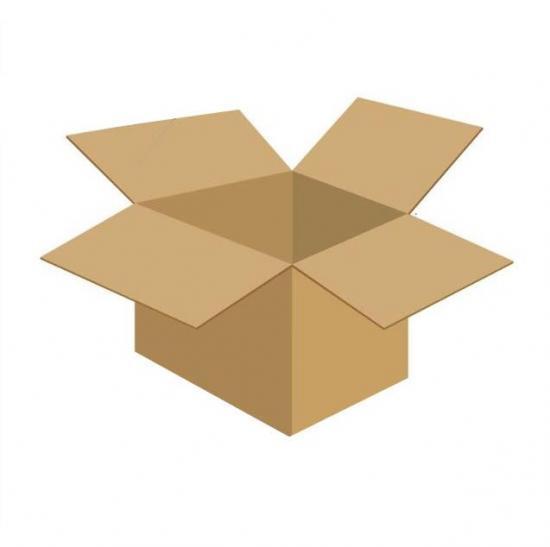 Karton klapowy tekt 5 - 500 x 360 x 390 545g/m2 fala BC ( 10 szt. w paczce )