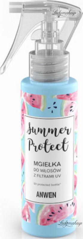 ANWEN - Summer Protect Mist - Ochronna mgiełka do włosów z filtrami UV - 100 ml