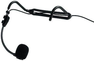 IMG Stage Line HSE-821SX, elektretowy mikrofon nagłowny