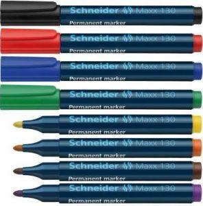 Marker permanentny Schneider Maxx 130