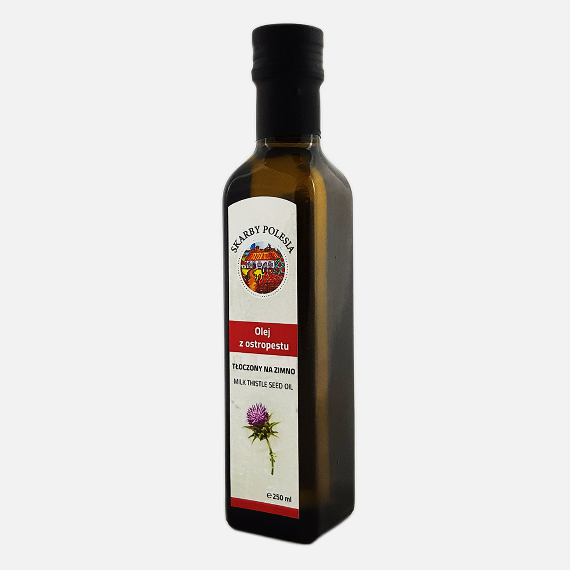 Olej z Ostropestu 250 ml, India Cosmetics