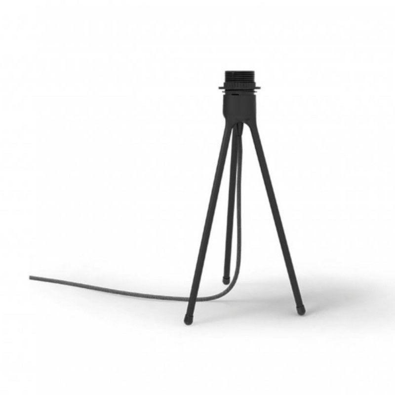 Stojak Tripod table 4022 UMAGE trójnóg w kolorze czarnym