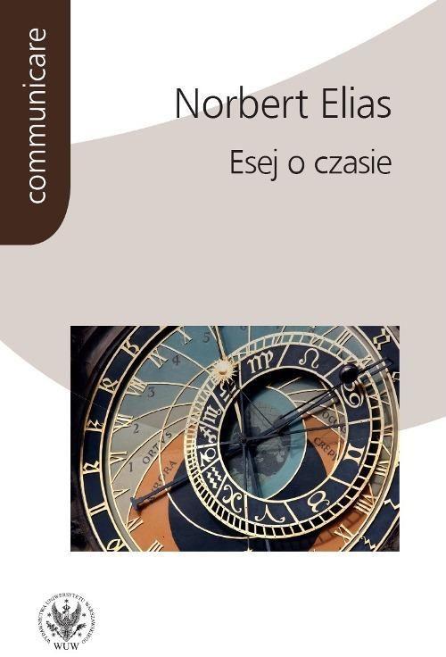 Esej o czasie - Norbert Elias - ebook