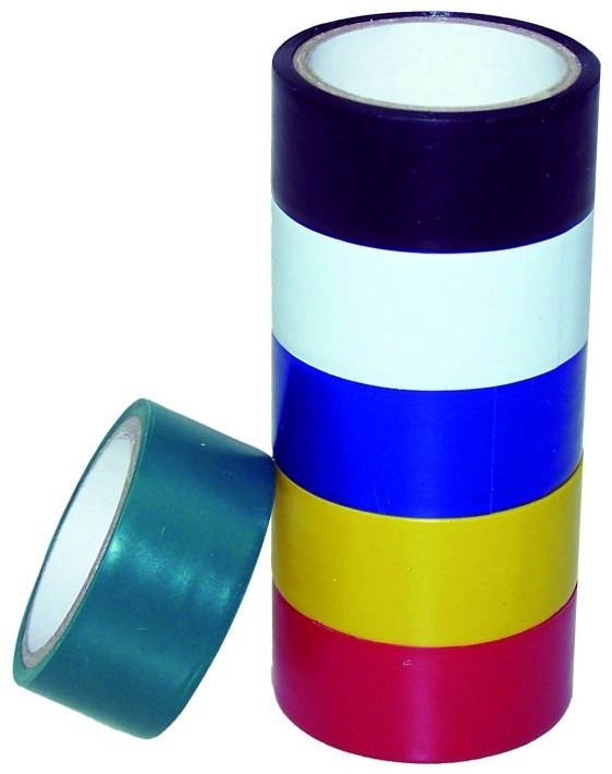 Taśma PCV 19mm op.6.szt.kolor