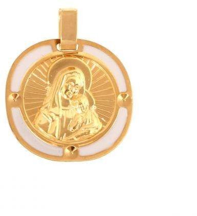 Złoty medalik 46059