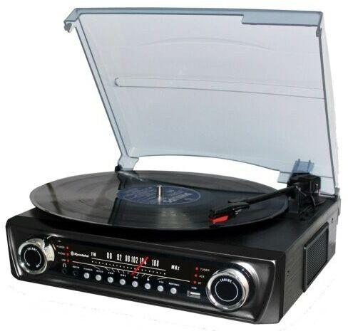 Roadstar Gramofon TTR-9645EBT