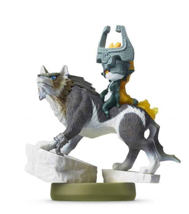 Figurka Amiibo Wolf Link