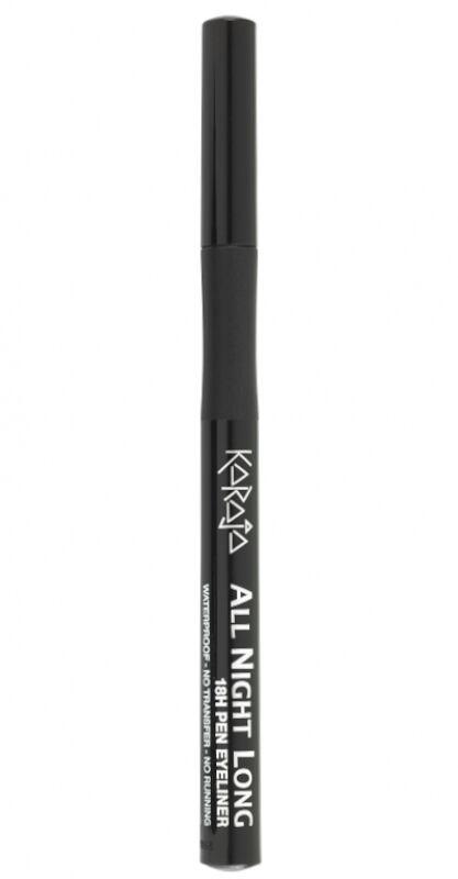Karaja - ALL NIGHT LONG PEN EYELINER - Eyeliner w pisaku