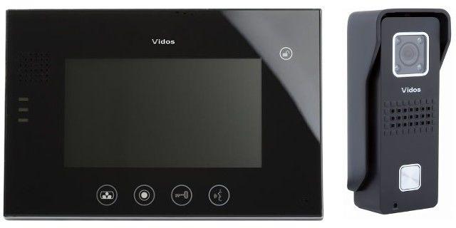 Wideodomofon vidos m670b/s6b - szybka dostawa lub możliwość odbioru w 39 miastach