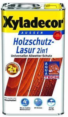 Xyladecor 5L. Kolorowy impregnat do drewna Palisander