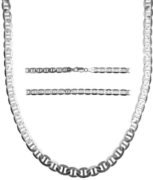 Łańcuch srebrny TDS