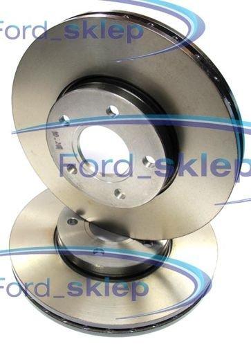 tarcze hamulcowe Ford - przód 278 mm / TRW DF6138