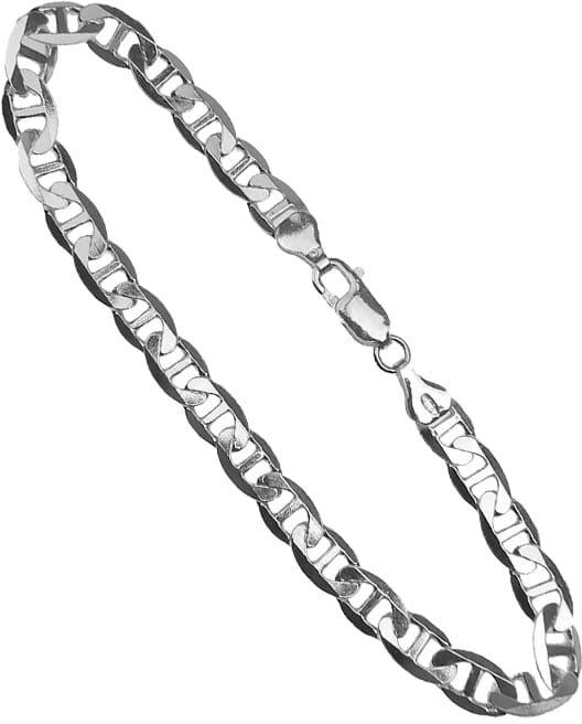 Bransoleta srebrna TDS