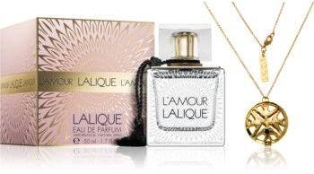 Lalique L''Amour zestaw upominkowy IV. dla kobiet