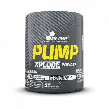 Pump Xplode Powder 300g Cola OLIMP