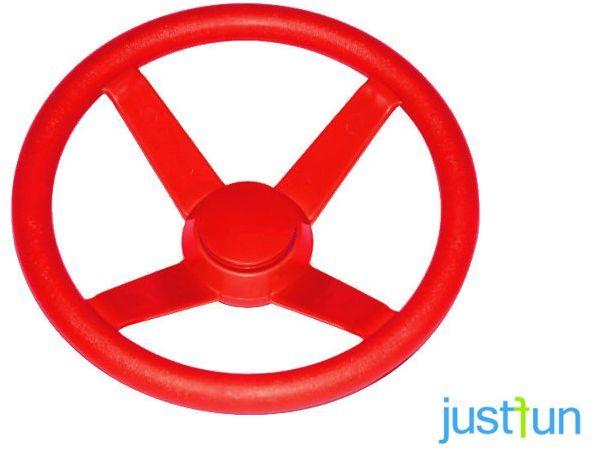 Kierownica - czerwony
