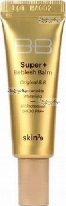 Skin79 - Super+ Beblesh Balm - Odżywczo-rozjaśniający mini krem BB - SPF 30 PA++ VIP Gold