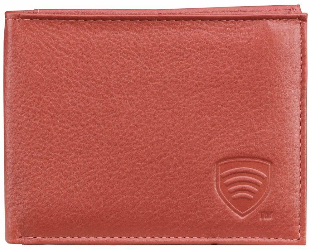 Portfel zabezpieczający karty zbliżeniowe (Czerwony)