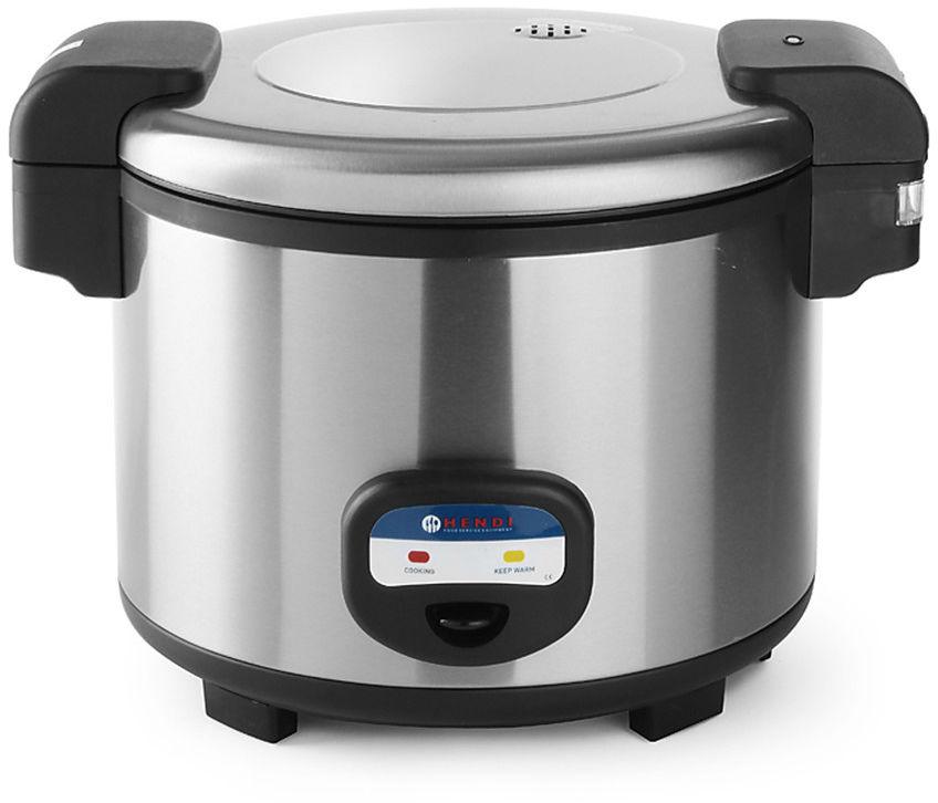 Urządzenie do gotowania ryżu - 5,4 l HENDI 240403 240403
