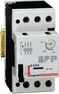 Wyłącznik silnikowy 3P 0,09kW 0,25-0,4A M 250 1R/1Z 0,4 606822