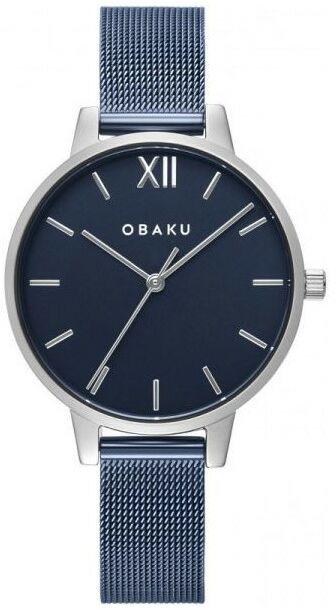 Zegarek OBAKU Papir Lille V230LXHLML