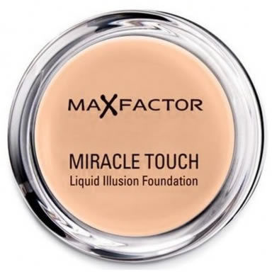 Podkład Max Factor Miracle Touch Foundation 35 Pearl Beige
