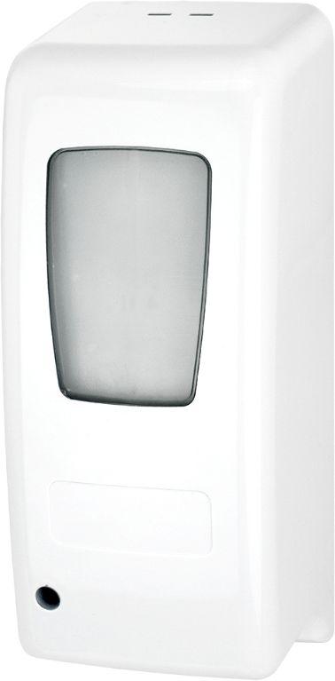 Automatyczny podajnik płynu do dezynfekcji, mydła i żelu 1000 ml Dozownik do dezynfekcji rąk, automatyczny pojemnik na płyn do dezynfekcji, dozownik mydla i zelu, bezdotykowy podajnik