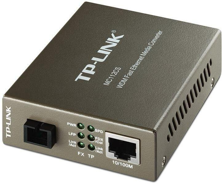 Media konwerter WDM Fast Ethernet TP-Link MC112CS