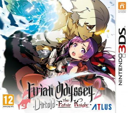 Gry Etrian Odyssey 2 Untold: The Fafnir Knight (Nintendo 3DS)