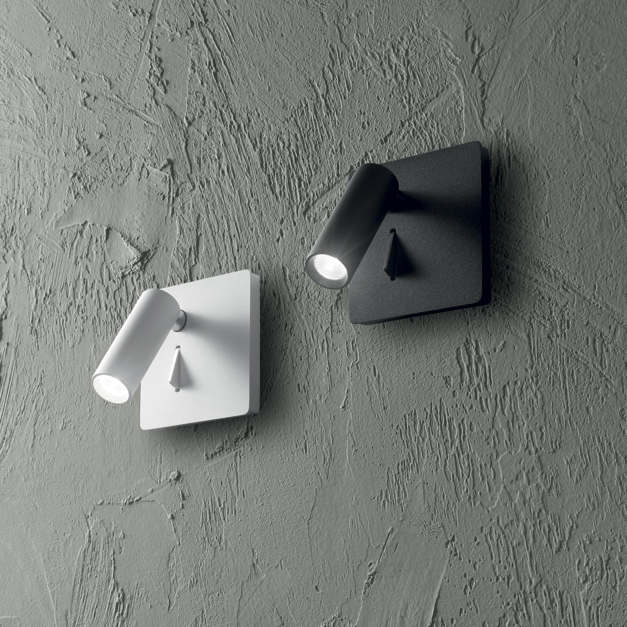 Kinkiet Lite Ideal Lux nowoczesna lampa ścienna