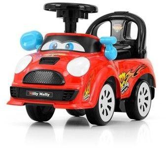 Milly Mally Joy jeździk Cars red 2184