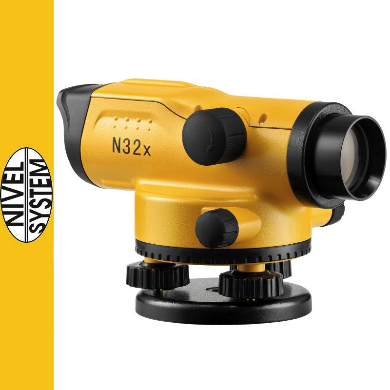 Niwelator optyczny serii Nivel System N24x / N32x