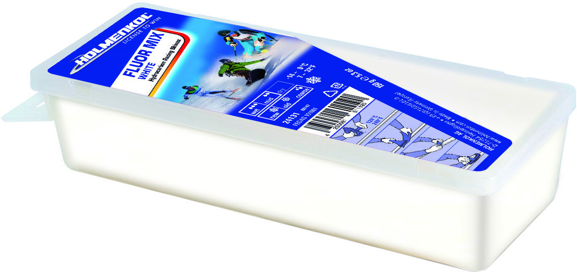 Smar Holmenkol Fluor Mix White 150g LF