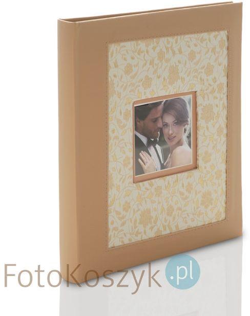 Album na ślubne zdjęcia Gedeon Spell C (tradycyjny 40 czarnych stron)