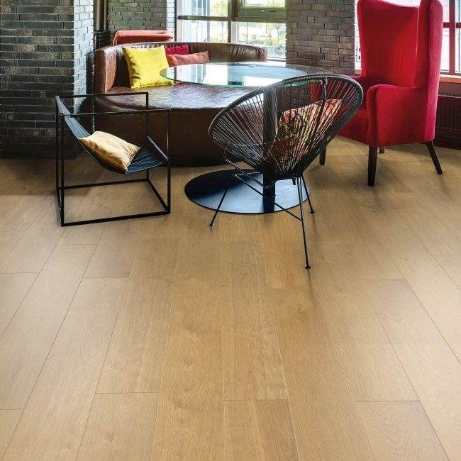 Panele podłogowe winylowe SPC Dąb miodowy 1,86 m2