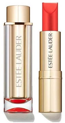 Estee Lauder Pure Color Love Lipstick 340 Hot Rumour