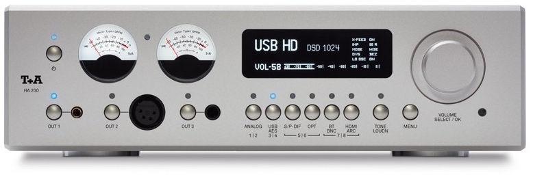 T+A HA 200 - silver DAC/AMP +9 sklepów - przyjdź przetestuj lub zamów online+