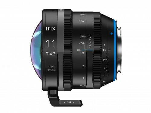 Irix Cine 11mm T4.3 do Canon EF Metric