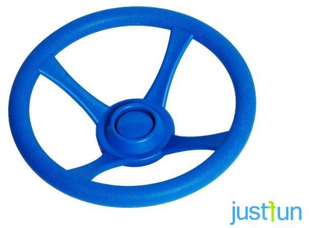 Kierownica - niebieski