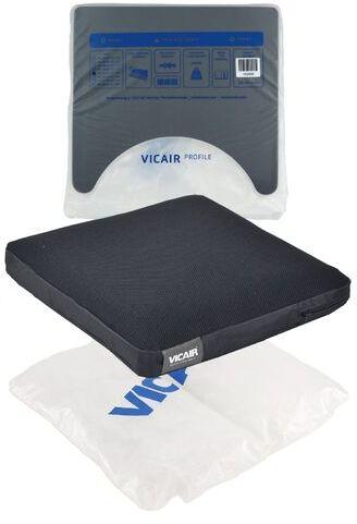 Poduszka przeciwodleżynowa pneumatyczna Vicair  Profile + pokrowiec