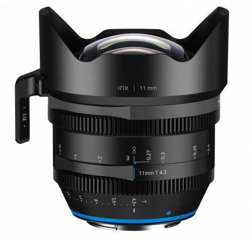 Irix Cine 11mm T4.3 do PL-mount Metric