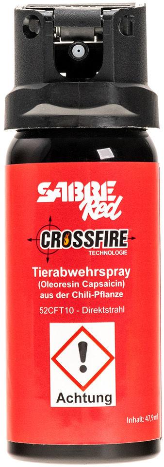 Gaz pieprzowy Sabre Red 360 Crossfire 47,9 ml - strumień (52CFT10)