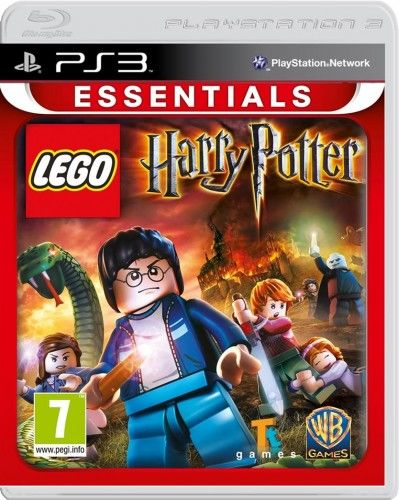 LEGO Harry Potter 5-7 PS 3