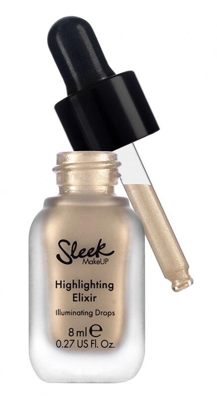 Sleek - Highlighting Elixir - Illuminating Drops - Płynny rozświetlacz - POPPIN'' BOTTLES